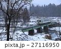 冬の飯山線 27116950