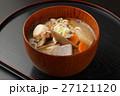 豚汁 汁物 和食の写真 27121120