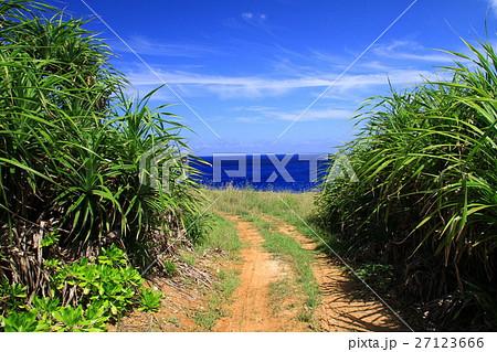 南大東島の風景 27123666
