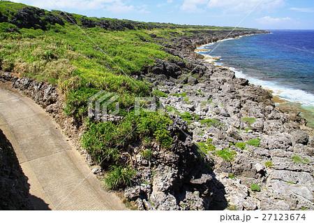 南大東島の風景 27123674