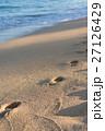 砂浜 27126429