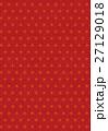 和風 背景 赤のイラスト 27129018