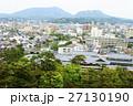 街並み_松江市_松江城からの眺め 27130190