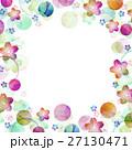 桜 和風 背景のイラスト 27130471