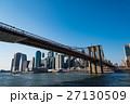 ニューヨーク ブルックリン 橋の写真 27130509