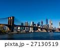 ニューヨーク ブルックリン 橋の写真 27130519