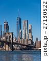 ニューヨーク ブルックリン 橋の写真 27130522