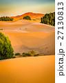 Sand dunes of the Sahara desert, Morocco 27130813