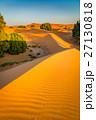 Sand dunes of the Sahara desert, Morocco 27130818