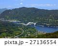 大三島橋( 宝股山山頂から ) 27136554