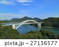 大三島橋( 鼻栗瀬戸展望台から ) 27136577