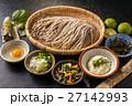 うちたて蕎麦 soba set that Japanese noodles 27142993