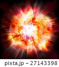 爆発 27143398