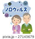 ノロウィルス 病気 高齢者 27143679