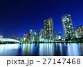 夜景 都心 ベイエリアの写真 27147468