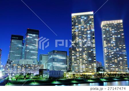 東京 夜景 【都心・ベイエリア】 27147474