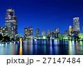 夜景 都心 ベイエリアの写真 27147484
