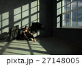 black angel in dark room 27148005