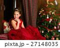 子 子供 クリスマスの写真 27148035