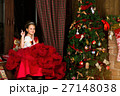 子 子供 クリスマスの写真 27148038