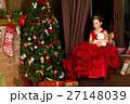 子 子供 クリスマスの写真 27148039