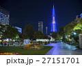 夜のさっぽろテレビ塔 27151701