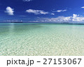 ロック・アイランドのサンゴ礁の海 27153067