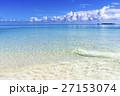 ロック・アイランドのサンゴ礁の海 27153074
