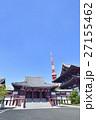 東京タワー 増上寺 寺院の写真 27155462