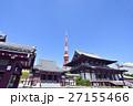 東京タワー 増上寺 寺院の写真 27155466