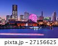 横浜 みなとみらい 赤レンガ倉庫の写真 27156625