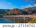 京都 嵐山の紅葉  27158742