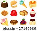 洋菓子セット01 27160986