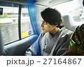 男性 外国人 観光の写真 27164867