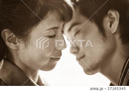 昭和イメージ 夫婦 愛 27165345