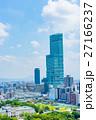 【大阪府】大阪の都市風景 27166237