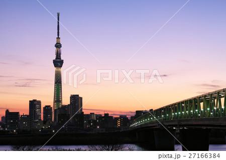 東京スカイツリー・シャンパンツリー 27166384