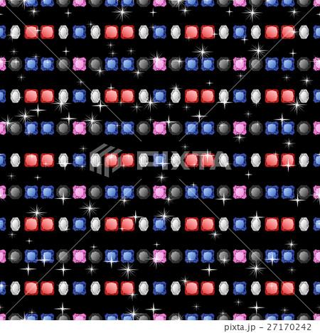 Diamonds seamless pattern 27170242