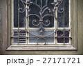 Old doors, handles, locks, lattices and windows 27171721