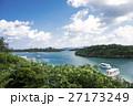 石垣島 川平湾 船の写真 27173249