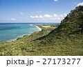 石垣島の平久保崎から平野ビーチ方向 27173277