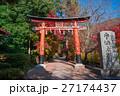 京都 宇治上神社の紅葉 27174437