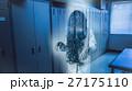 幽霊 更衣室 ロッカールームの写真 27175110