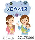 ノロウィルス 病気 母親 27175800