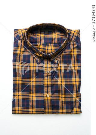 Men fashion shirt for clothingの写真素材 [27194841] - PIXTA