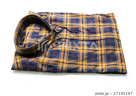 Men fashion shirt for clothingの写真素材 [27195197] - PIXTA
