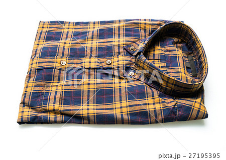 Men fashion shirt for clothingの写真素材 [27195395] - PIXTA