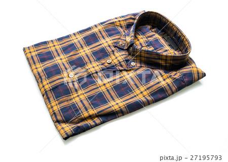 Men fashion shirt for clothingの写真素材 [27195793] - PIXTA