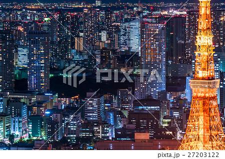 東京夜景 27203122