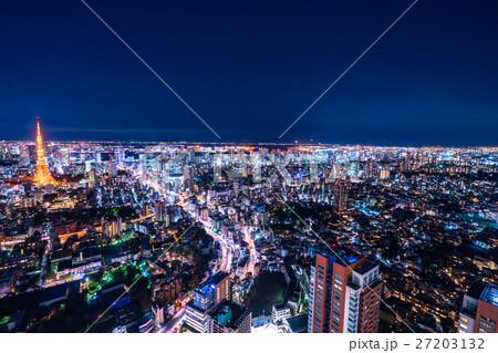 東京夜景 27203132